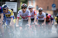 Jasper Philipsen (BEL/UAE Team Emirates)<br /> <br /> Heistse Pijl 2019<br /> One Day Race: Turnhout > Heist-op-den-Berg 194km (UCI 1.1)<br /> ©kramon