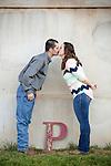 Dillon and Rachel engagement