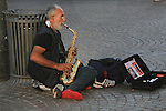 Saxophone player street performer in downtown Milan, Italy. .  John offers private photo tours in Denver, Boulder and throughout Colorado, USA.  Year-round. .  John offers private photo tours in Denver, Boulder and throughout Colorado. Year-round.