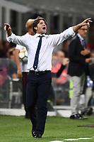 Milano 27-08-2017 Stadio Giuseppe Meazza in San Siro Calcio Serie A 2017/2018 Milan - Cagliari Foto Imagesport/Insidefoto <br /> nella foto: Massimo Rastelli
