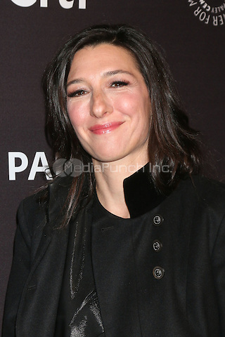LOS ANGELES - MARCH 13: Ali Adler at the 33rd Annual PaleyFest Presents - Supergirl at the Dolby Theater on March 13, 2016 in Los Angeles, CA. Credit: David Edwards/MediaPunch