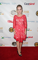 8 September 2019 - Burbank, California - Kelly Stables. 11th Annual Burbank International Film Festival Marriott Burbank Airport  held at Dolby Theatre. Photo Credit: FSadou/AdMedia<br /> CAP/ADM/FS<br /> ©FS/ADM/Capital Pictures