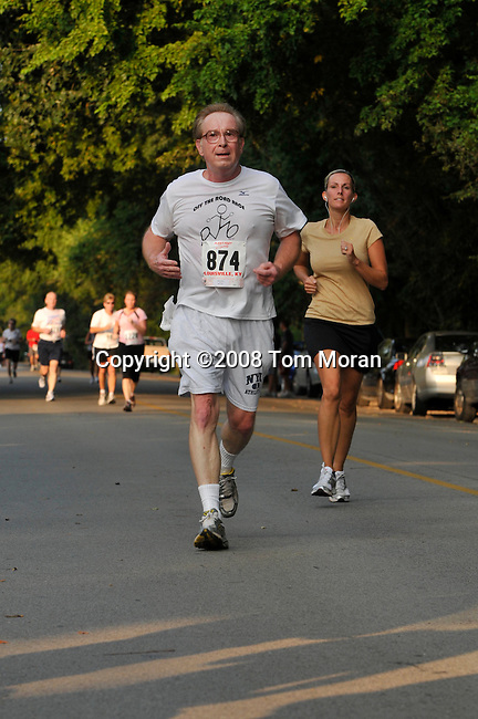 Pioneer 5K Run, Louisville, KY 30 August 2008