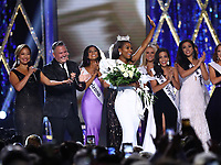 09 September 2018 - Atlantic City, NJ- Miss New York Nia Imani Franklin is crowned Miss America 2019 at Boardwalk Hall.  <br /> CAP/ADM/MJT<br /> &copy; MJT/ADM/Capital Pictures