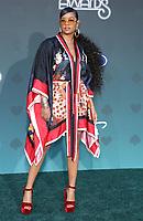 17 November 2019 - Las Vegas, NV - HER. 2019 Soul Train Awards Red Carpet Arrivals at Orleans Arena. Photo Credit: MJT/AdMedia