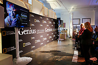 """NEW YORK CITY - APRIL 19: atmosphere before the unveiling of National Geographic's """"Genius: Studio"""", an experiential art lab inspired by the show """"Genius: Picasso"""" on April 19, 2018 in New York City. (Photo by Kena Betancur/National Geographic/PictureGroup)"""