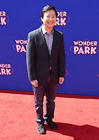 "10 March 2019 - Westwood, California - Ken Jeong. ""Wonder Parker"" Los Angeles Premiere held at Regency Village Theater. Photo Credit: Birdie Thompson/AdMedia"