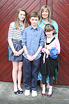 Ross Freeman from St Peters NS with his family at the Confirmation in St.Mary's Church...Photo NEWSFILE/Jenny Matthews.(Photo credit should read Jenny Matthews/NEWSFILE)....This Picture has been sent you under the condtions enclosed by:.Newsfile Ltd..The Studio,.Millmount Abbey,.Drogheda,.Co Meath..Ireland..Tel: +353(0)41-9871240.Fax: +353(0)41-9871260.GSM: +353(0)86-2500958.email: pictures@newsfile.ie.www.newsfile.ie.FTP: 193.120.102.198.