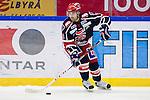 Södertälje 2013-02-02 Ishockey Allsvenskan , Södertälje SK - BIK Karlskoga :  .Södertälje 10 Damien Fleury i aktion .(Byline: Foto: Kenta Jönsson) Nyckelord:  porträtt portrait