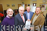 ?75,000 has been allocated through lotto funding for the North Kerry Day Care Centre, Listowel towards the build of a new dedicated centre. Minister Jimmy Deenihan was on hand on Friday morning to hand over ?75,000 in Lotto funds to Tom Pierse Chairman of the North Kerry Day Care Centre, Listowel, Mike Moriarty (Secretary) and Finbarr Mawe (Treasurer) towards the build of a new dedicated centre.
