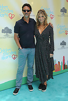 11 June 2017 - Los Angeles, California - Grant Heslov, Lysa Heslov. Children Mending Hearts' 9th Annual Empathy Rocks held at Private Residence in Los Angeles. Photo Credit: Birdie Thompson/AdMedia