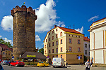 Brama G&oacute;rna zw. Basztą Kowalską, Złotoryja, Polska<br /> Kowalska tower in Złotoryja, Poland
