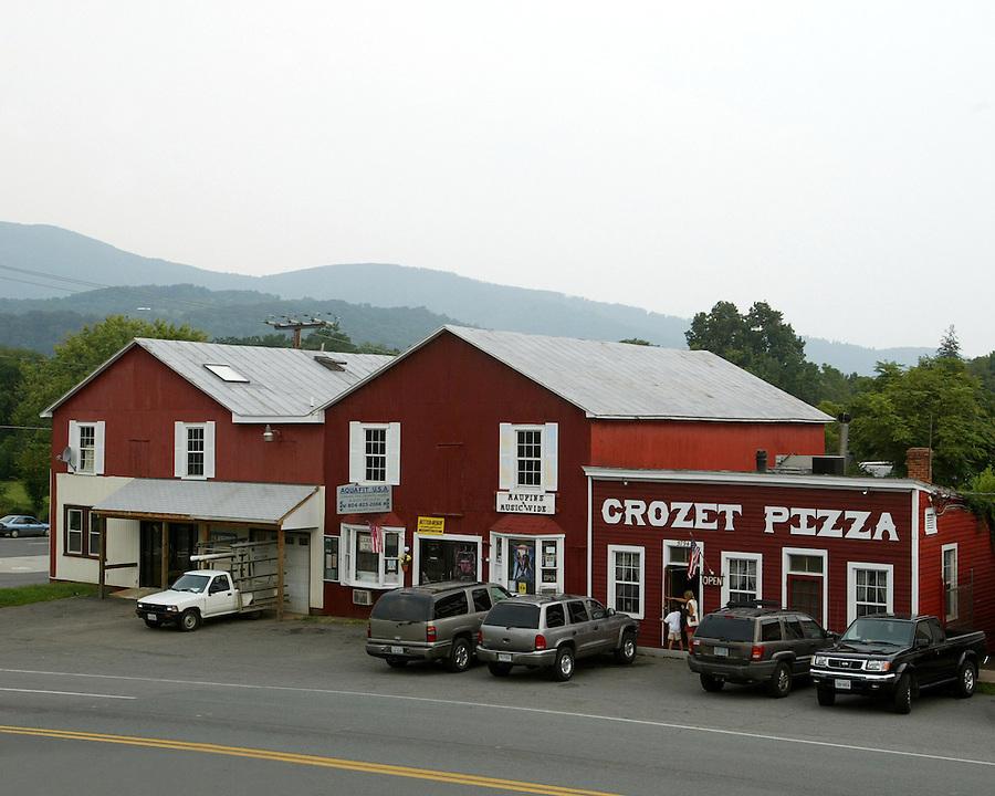 Crozet, Va pizza traffic
