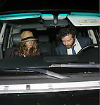 April 12th 2012..Bijou Phillips & husband Danny Masterson dine at Fig & Olive in West Hollywood..AbilityFilms@yahoo.com.805-427-3519.www.AbilityFilms.com.