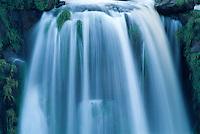 Waterfall, Foz do Iguaçu, (Iguaçu Falls, Iguazu Falls) Brazil