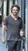 July 06, 2012  Mark Ruffalo shooting on location for new VH-1 movie Can a Song Save Your Life? in New York City.Credit:&copy; RW/MediaPunch Inc. *NORTEPHOTO.COM*<br /> **CREDITO*OBLIGATORIO** <br /> **No*Venta*A*Terceros**<br /> **No*Sale*So*third**<br /> *** No*Se*Permite Hacer Archivo**<br /> **No*Sale*So*third**