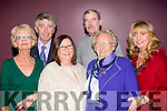Bright Lights<br /> ----------------<br /> enjoying the ESB Retired social active group Christmas party in the Fels Point hotel last Saturday were Martina Reidy, Tommy&amp;Marie O'Brien, Denis Reidy with Mary&amp;Maureen O'Brien.