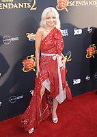www.acepixs.com<br /> <br /> July 11 2017, LA<br /> <br /> Dove Cameron arriving at the premiere of Disney Channel's 'Descendants 2' on July 11, 2017 in Los Angeles, California. <br /> <br /> By Line: Peter West/ACE Pictures<br /> <br /> <br /> ACE Pictures Inc<br /> Tel: 6467670430<br /> Email: info@acepixs.com<br /> www.acepixs.com