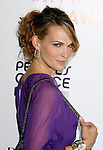 WEST HOLLYWOOD, CA. - October 12: Actress Molly Sims  arrives at the 2008 Hollywood Life Style Awards at the Pacific Design Center on October 12, 2008 in West Hollywood, California.