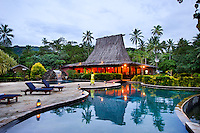 Beqa Lagoon Resort, Fiki