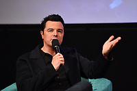 "LOS ANGELES - APRIL 24: Seth MacFarlane attends a red carpet FYC event and panel for FOX's ""The Orville"" at the Pickford Center for Motion Picture Study Linwood Dunn Theater on April 24, 2019 in Los Angeles, California. (Photo by Vince Bucci/Fox/PictureGroup)"