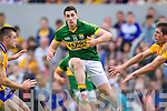 Paul Geaney, Kerry in action against  , Clare in the Munster Senior Championship Semi Final in Cusack Park, Ennis on Sunday.