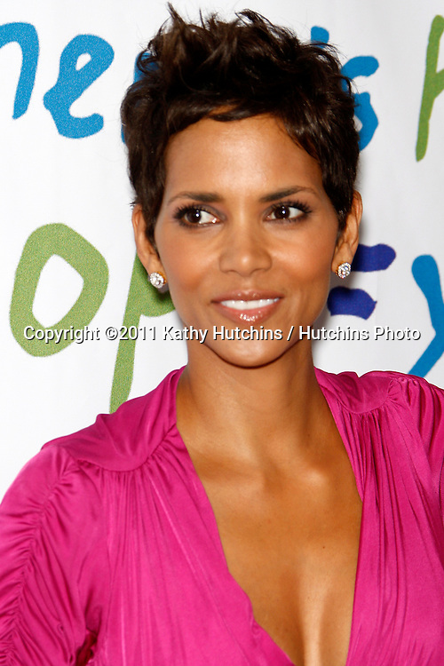 LOS ANGELES - APR 17:  Halle Berry attending the 2011 Silver Rose Awards Gala at Beverly Hills Hotel on April 17, 2011 in Beverly Hills, CA