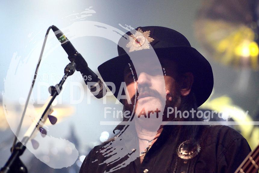 Motörhead Konzert in der AWD Hall, Hannover