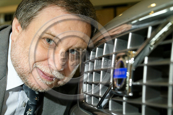 BRUSSELS - BELGIUM - 19 MARCH 2004--Angelo ADAMO, head of IT for Volvo Cars in Belgium..-- PHOTO: ERIK LUNTANG / EUP-IMAGES