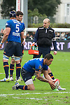 biarritz. pais vasco. rugby<br /> rugby match during the rugby french league, 02-03-14<br /> En la imagen :<br /> <br /> photocall3000 / rme