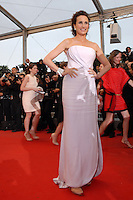 Andie MacDowell - 65th Cannes Film Festival closing ceremony.May 27th, 2012.