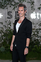 "LOS ANGELES - OCT 21:  Christian Sloan at the Apple TV+'s ""See"" Premiere Screening at the Village Theater on October 21, 2019 in Westwood, CA"