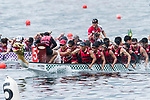 Teams competing during the Hong Kong Dragon Boat Carnival 2017 on 04 June 2017 in , Hong Kong, China. Photo by Marcio Rodrigo Machado / Power Sport Images