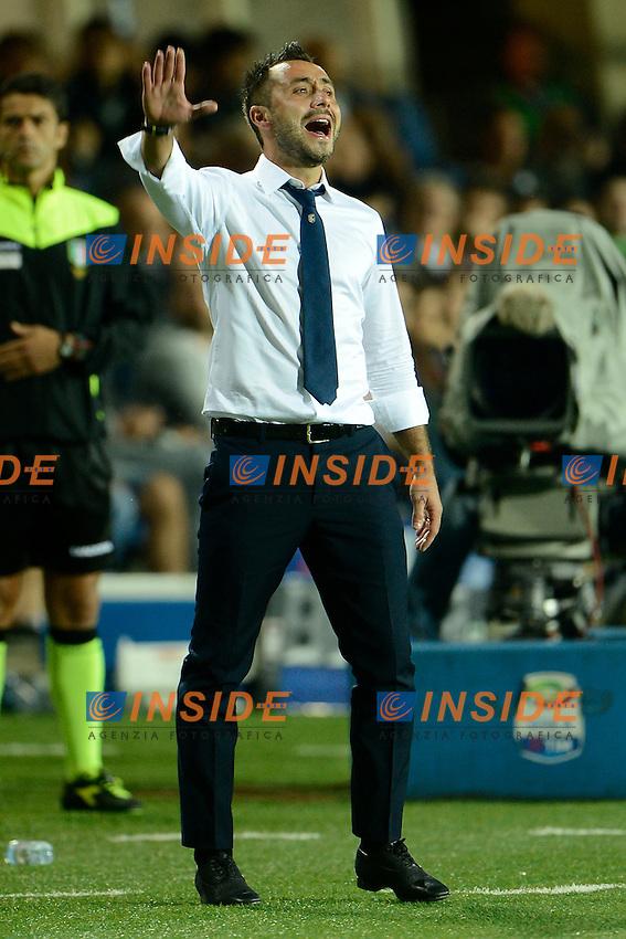 Roberto De Zerbi allenatore Palermo coach<br /> Bergamo 21-09-2016 Stadio Ateleti Azzurri - Football Calcio Serie A Atalanta - Palermo. Foto Giuseppe Celeste / Insidefoto