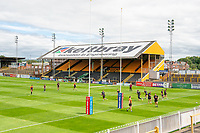 Castleford Tigers Training - 20 July 2020