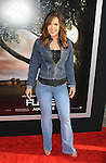 "HOLLYWOOD, CA. - July 26: Maria Canals-Barrera arrives at the ""Flipped"" Los Angeles Premiere at ArcLight Cinemas Cinerama Dome on July 26, 2010 in Hollywood, California."