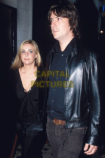 "GAIL & DAN HIPGRAVE.(nee Porter).Loaded ""Lafta's"" Comedy Awards 2003.www.capitalpictures.com.sales@capitalpictures.com.©Capital Pictures"