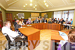 The Last sitting of Tralee Town Council on Monday 19th May 2014