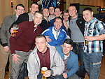 Sean O'Brien celebrating his 21st birthday in the Thatch with all his friends. Photo:Colin Bell/pressphotos.ie