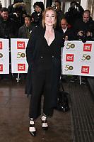Rosie Marcel<br /> arriving for the TRIC Awards 2019 at the Grosvenor House Hotel, London<br /> <br /> ©Ash Knotek  D3487  08/03/2019