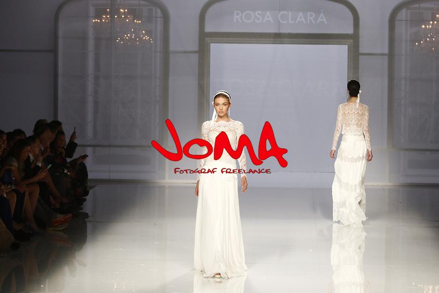 Desfile de Rosa Clara