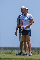 Lexi Thompson (USA) looks over her tee shot on 8 during round 1 of the 2019 US Women's Open, Charleston Country Club, Charleston, South Carolina,  USA. 5/30/2019.<br /> Picture: Golffile | Ken Murray<br /> <br /> All photo usage must carry mandatory copyright credit (© Golffile | Ken Murray)