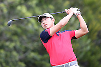 February 22, 2015: Sang-Moon Bae during the final round of the Northern Trust Open. Played at Riviera Country Club, Pacific Palisades, CA.