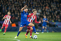 Leicester City v Atletico Madrid - CL QF - 18.04.2017