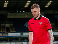 Fleetwood Town's Ashley Eastham pictured before the match<br /> <br /> Photographer Andrew Kearns/CameraSport<br /> <br /> The EFL Sky Bet League One - Wycombe Wanderers v Fleetwood Town - Saturday 4th May 2019 - Adams Park - Wycombe<br /> <br /> World Copyright © 2019 CameraSport. All rights reserved. 43 Linden Ave. Countesthorpe. Leicester. England. LE8 5PG - Tel: +44 (0) 116 277 4147 - admin@camerasport.com - www.camerasport.com