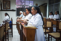 The Benedictine Sisters of Tutzing have been created in Germany first to be spread as a community all over the World a couple of years after. In the Philippines, the community has been created in 1906 and we can count today 185 sisters on the islands. <br /> <br /> Les S&oelig;urs B&eacute;n&eacute;dictines de Tutzing ont &eacute;t&eacute; cr&eacute;&eacute;s en Allemagne avant de se r&eacute;pandre comme une communaut&eacute; partout dans le monde quelques ann&eacute;es apr&egrave;s. Aux Philippines, la communaut&eacute; a &eacute;t&eacute; cr&eacute;&eacute;e en 1906 et compte aujourd'hui 185 s&oelig;urs sur les &icirc;les.