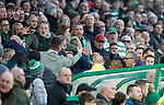 29.12.2019 Celtic v Rangers: Alfredo Morelos walks up the tunnel