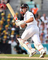 Jonathan Trott of England - England vs Australia - 5th day of the 5th Investec Ashes Test match at The Kia Oval, London - 25/08/13 - MANDATORY CREDIT: Rob Newell/TGSPHOTO - Self billing applies where appropriate - 0845 094 6026 - contact@tgsphoto.co.uk - NO UNPAID USE