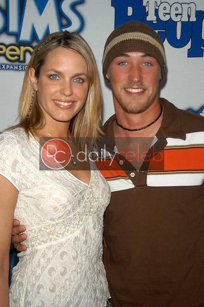 Kyle Louder and Arianne Zucker