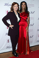 NEW YORK CITY, NY, USA - MARCH 07: Susan Sarandon, Padma Lakshmi at the 6th Annual Blossom Ball Benefiting Endometriosis Foundation Of America held at 583 Park Avenue on March 7, 2014 in New York City, New York, United States. (Photo by Jeffery Duran/Celebrity Monitor)